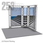 Elijah - 10 Ft X 10 Ft Aluminum TK8 Box Truss Booth