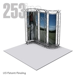 Joseph - 10 Ft X 10 Ft TK8 Aluminum Box Truss Booth