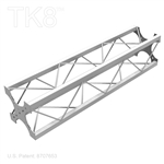 36 INCH ALUMINUM, 8 IN BOX TRUSS