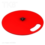 ROUND BASE PLATE, 19 INCH