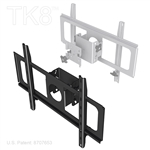 MONITOR MOUNT, OVER 30 INCHES FOR TK8