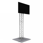 8 Ft TK8 Aluminum Truss Monitor Stand