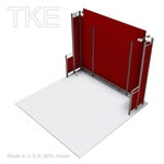 Kettle  - 10' x 10' Trade Show Display