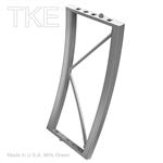 TKExpress 28 inch Radius 30 Degree Section