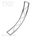 TKExpress 28 inch Radius 90 Degree Section