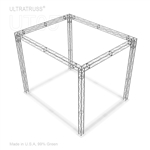 JULIE - 10FT X 10FT X 8FT HIGH BOX TRUSS DISPLAY BOOTH