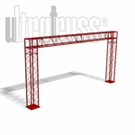 Brooklyn - 13 ft by 6 ft Ultratruss Box Truss Arch