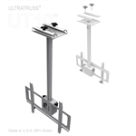 MONITOR MOUNT WITH 36IN SWING ARM, OVER 30 INCHES, UT10