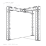 SIERRA - 6FT X 10FT BOX TRUSS DISPLAY BOOTH