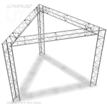 Abby - 10 Ft X 10 Ft Triangle Truss Booth