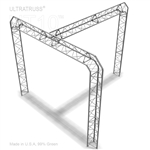 Joyce - 10 Ft X 10 Ft Triangle Truss Booth