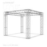 PIPER - 10FT X 10FT BOX TRUSS DISPLAY BOOTH