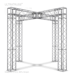 CINDY - 10FT X 10FT BOX TRUSS DISPLAY BOOTH