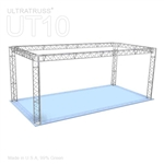 Evelyn - 20Ft X 10 Ft Triangle Truss Booth