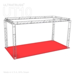 Amelia - 20Ft X 10 Ft Triangle Truss Booth
