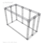 LUCY - 20FT X 9FT X 13FT HIGH BOX TRUSS DISPLAY BOOTH