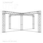 JASMINE - 20FT X 20FT X 8FT HIGH BOX TRUSS DISPLAY BOOTH
