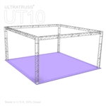 Ashley - 20 Ft X 20 Ft X 10Ft High Triangle Truss Booth