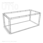 Evelyn - 10 Ft X 20 Ft Triangle Aluminum Truss Booth