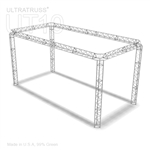 Amelia - 10 Ft X 20 Ft Triangle Aluminum Truss Booth