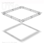 ABIGAIL - 10FT X 10FT TRIANGLE ALUMINUM TRUSS CLOUD