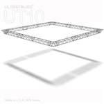 HAILEY - 15FT X 15FT TRIANGLE ALUMINUM TRUSS CLOUD