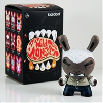 Kidrobot Dunnys - The Wild Ones Collection - Aries