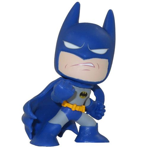 Funko Mystery Minis-DC Superheroes - Batman Television Blue (1/24)
