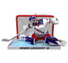 "Imports Dragon NHL 6"" Figure - New York Rangers - Henrik Lundqvist (Goalie in Net Series)"