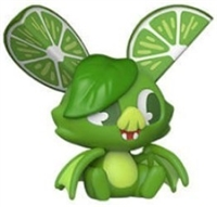 Funko Paka Paka Mystery Mini Figure Fruit Bats - Lime