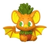 Funko Paka Paka Mystery Mini Figure Fruit Bats - Pineapple