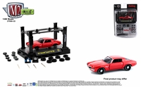 M2 Machines Model Kits Release 33 - 1971 Chevrolet Camaro SS 396