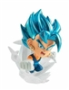 Bandai Dragon Ball Super Warriors 2 Mystery Box Figures  Vegetto (SS Blue)