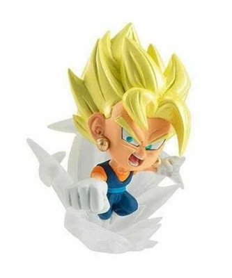 Bandai Dragon Ball Super Warriors 2 Mystery Box Figures - Vegito (SS)