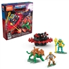 Mega Construx Masters of the Universe Battle Cat vs Roton Building Set