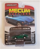 Greenlight Collectibles MECUM Auctions - 1970 Datsun 240Z (Chase)