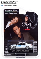Greenlight Collectibles Hollywood Series 30 - 2006 NYPD Dodge Charger (Castle)