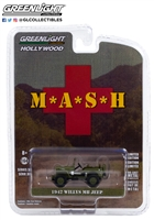 Greenlight Collectibles Hollywood Series 30 - 1942 Willys MB Jeep (M*A*S*H)