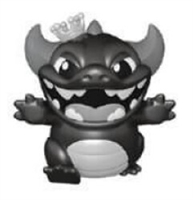 Funko Paka Paka Soup Troop - Greyscale Dragon