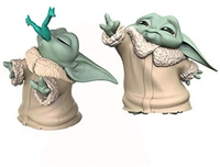Star Wars The Child 2 Pack - Froggy Snack & Force Moment