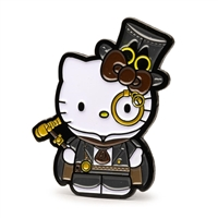 "Kidrobot Hello Kitty ""Time to Shine"" - Steampunk"