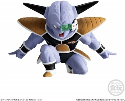 Dragon Ball Adverge Motion 2 - Ginyu