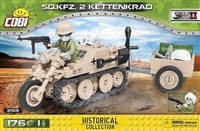 COBI Historical Collection - SD.KFZ. 2 Kettenkrad