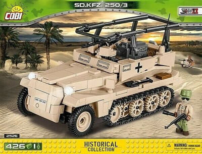 COBI Historical Collection - SD.KFZ. 250/3 - New Edition