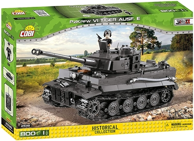 COBI Historical Collection - PzKPFW VI Tiger AUSF. E