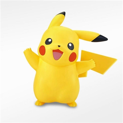 Bandai Quick Kits - Pokemon Pikachu