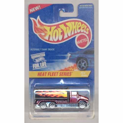 1996 Heat Fleet Series - Peterbilt Tank Truck