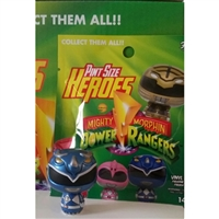 Funko Power Rangers Pint Size Heroes - Metallic Blue Ranger
