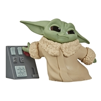 Star Wars The Bounty Collection Series 2 - The Child Touching Buttons Pose