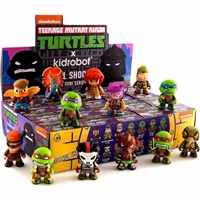 Kidrobot TMNT Series 2 Shell Shock Display Case